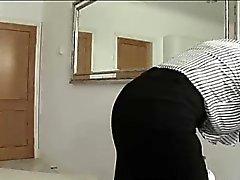 Lady de Sonia présente mésanges et cunt