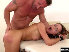 Leyla Black is a nasty little fuck whore that loves getting