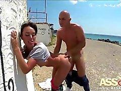 Outdoor Sex Franceska Jaimes