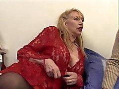 Marie- Den franska mogna