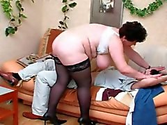 Fat BBW Mature Ladies and young guys