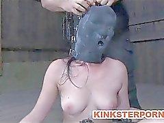 Asian Slave Pervert BDSM Bizarre and Extreme Restraints
