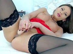 Petite Teen Pretty Girlfriend Strips On Cam P1 High Definition