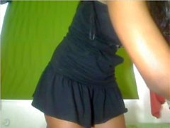 Colombian female on Cam