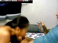 Filipino Teen Couple Hot Fuck On Cam
