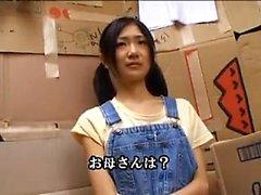 Asian Babe kumiko naruoka behaart Ficken liebäugelt