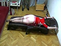 Homemade Spanking Caning 4
