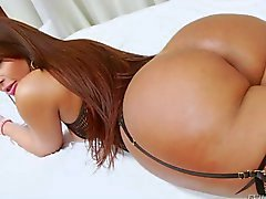 Amazing tranny yasmine pires ass fucked 8