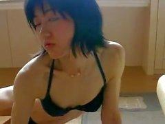 Asian flexing muscle