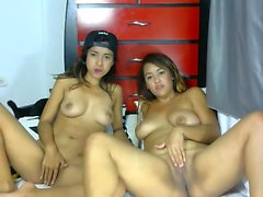 Latin webcaM couple