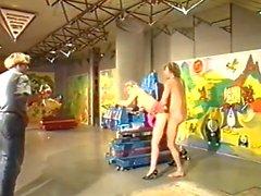 Lieblings-Piss-Szenen - Uschi Karat alias Sandra Nova # 1