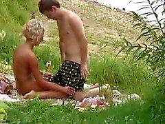 sex på badstrand