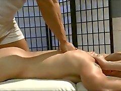 Com quatro A mão Massagem