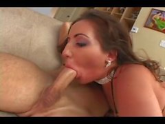 Richelle Takes A Pounding