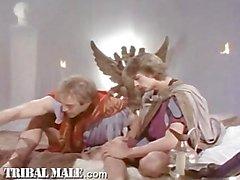 Vintage gays scientifiques & M. : Centurians de Rome Part 2