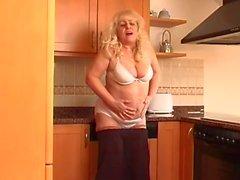 Secrets of Horny Mature 6 - Scene 3