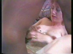 White MILF Rides Virgin BBC