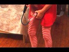 man transexual sounding urethral schoolgirl pumping 1