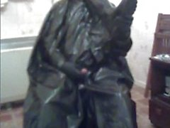 A good wank in oilskins and rubber.