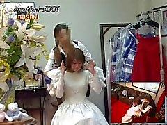 Des jeunes mariées soient Japonaises Voyeur Vidéo 01