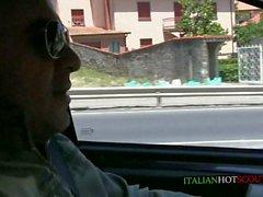 итальянская пожилые