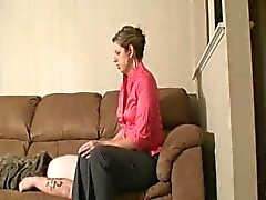 Facesitting sofa