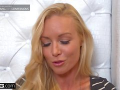 BANG Confessions: Kayden Kross sexy lap dance