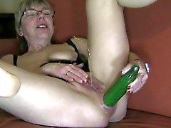 del pepino en el culo