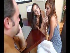 Kaylynn et de de Melanie Jeanne entrevue