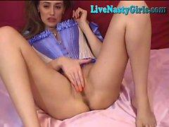 Hot Teen Webcam Girl Rubs Pussy 3