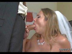 Was für eine Hochzeit
