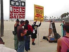 Go Topless Day Venice Beach,Ca. 2013 #1