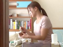 Japanese Beautiful Cheating Wife