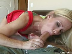Step mom Simone likes big cock