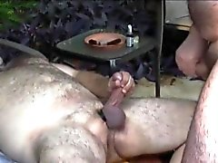 Outdoor isbjörn cocksucked fram Cumming