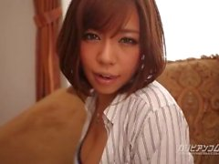 【無】OLの尻に埋もれたい Vol.5 西条沙羅 Sara Saijyo