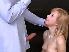 Deep pounding delights for 2 young cuties
