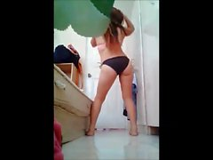 mary maureen hot filipino best ass dance