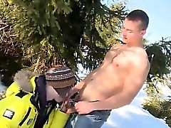 Free streaming gay porn videos first time Snow Bunnies Anal