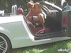 Мой удивительный бывший Ф. трахает мою машину подобно сумасшедшему