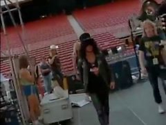 Christy Mack porn music copilation Guns N Roses Paradise City