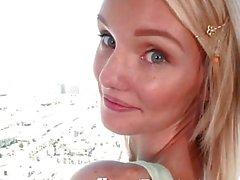Tiny4K - Blonde teen Sammie Daniels tiny pussy gets fucked