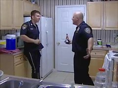 Angry Cops Spanking Revenge