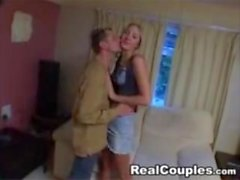 UK Cum swapping couples (compilation)