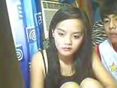 Katherine Franco of Manila Philippines Fucks the Neighbor Boy