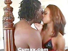 Black Dick In Ebony Ass