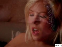 Bibi Jones Orgasm