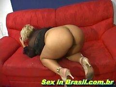 Monalisa de Coroa de São Paulo 1er Milf blonde Brésil Big Ass