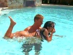 Abella Pool Side cazzo
