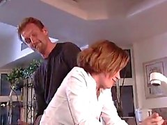 Angry stepdad likes to humiliate